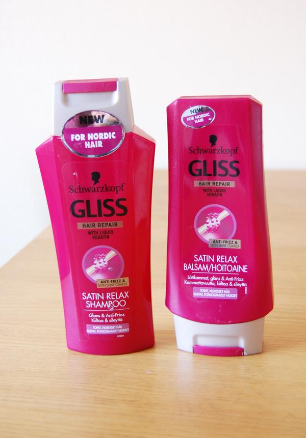 rött hår schampo