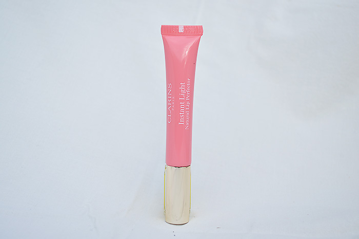 Clarins Instant Light Natural Lip Perfector SWATCH – VINTERTROLL