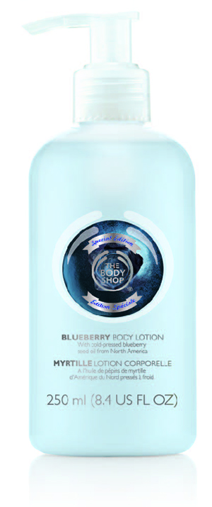 Blueberry Body Lotion1