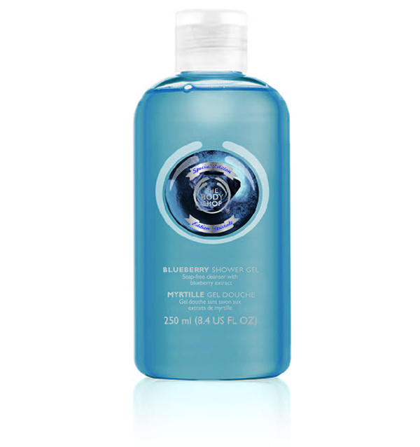 Blueberry Shower Gel1