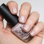 NOTD: OPI DON'T BOSSA NOVA ME AROUND
