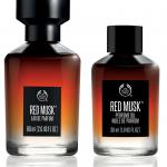"""THE BODY SHOP LANSERAR RED MUSK – """"Skandal på flaska"""""""