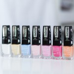 ISADORA GEL NAIL LACQUER SPRING COLORS 2015: URBAN STREET STYLE