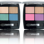 RE-LAUNCH: ISADORA EYE SHADOW QUARTET