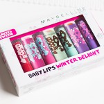 MAYBELLINE BABY LIPS – WINTER DELIGHT 2015