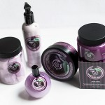 THE BODY SHOP FROSTED PLUM WINTER 2015